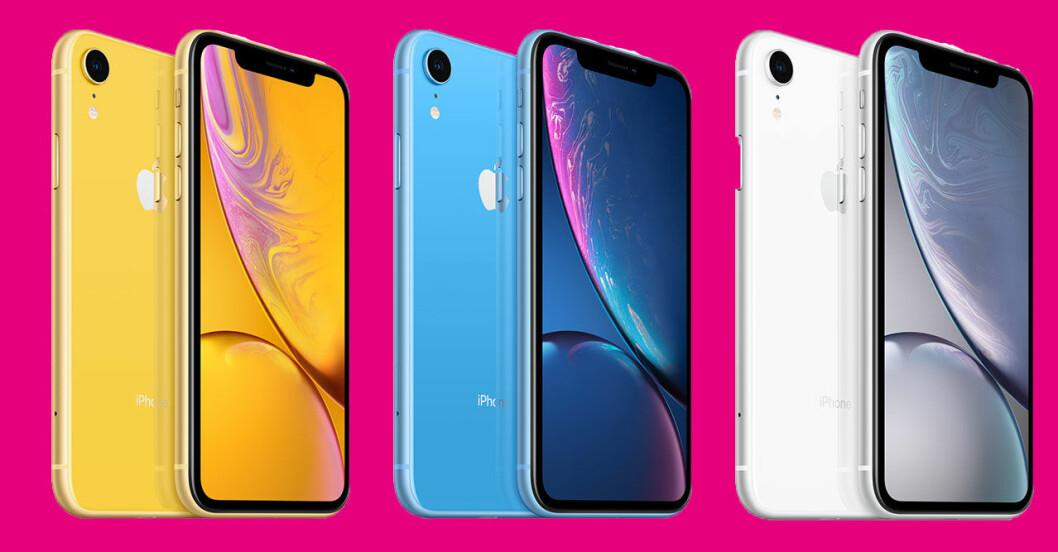 Iphone-XR-test