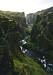 Fjaðrárgljúfur på Island