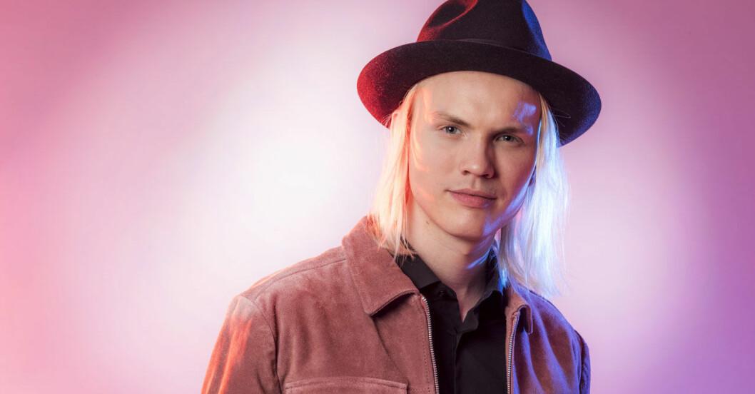 Jakob Karlberg i Melodifestivalen 2020