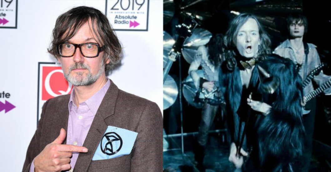 Jarvis Cocker i Harry Potter