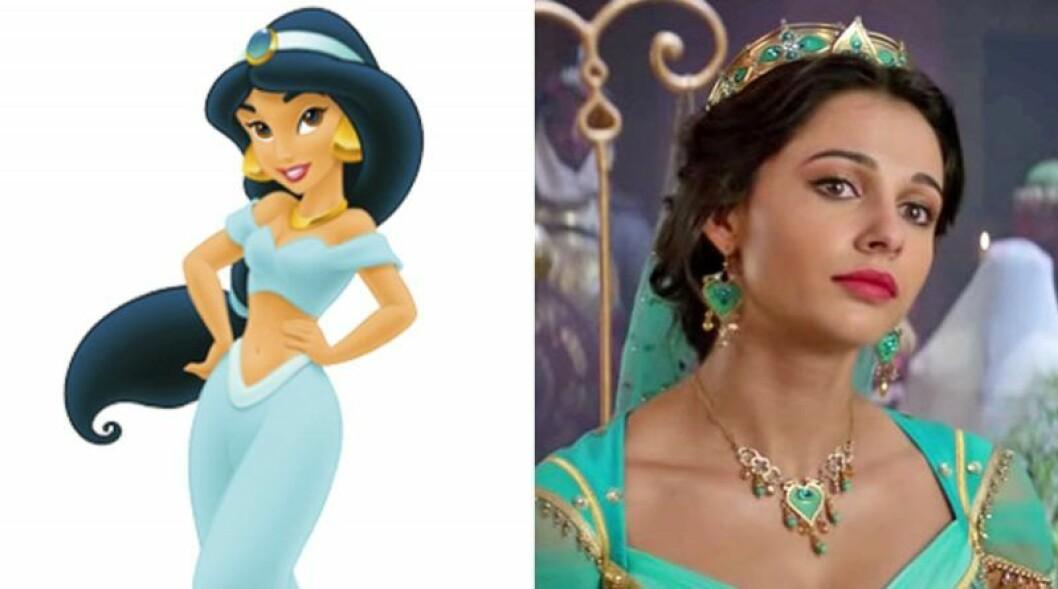 Jasmine från Aladdin