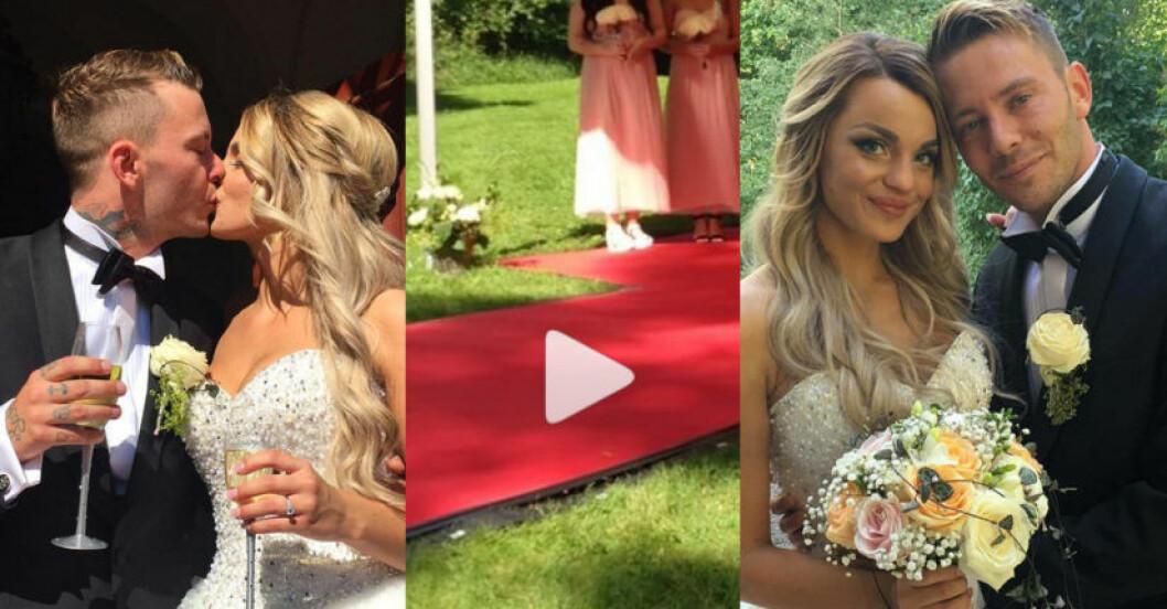 jockiboi jonna bröllop video