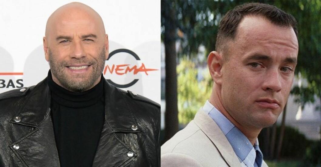 John Travolta – Forrest Gump i Forrest Gump