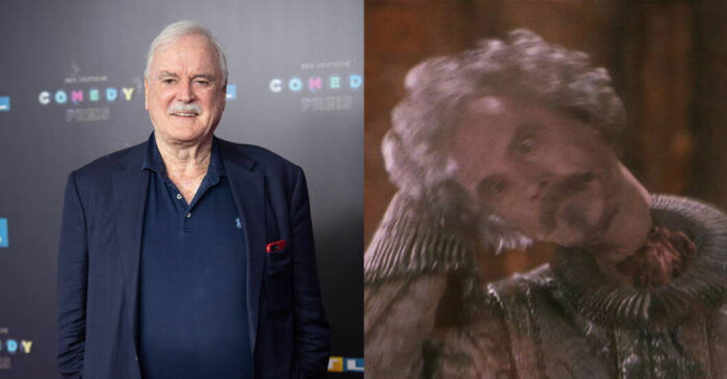 John Cleese i Harry Potter