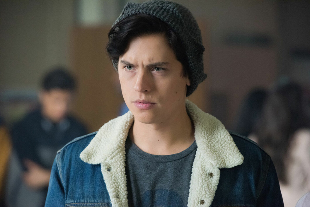 Cole Sprouse som spelar Jughead i Riverdale