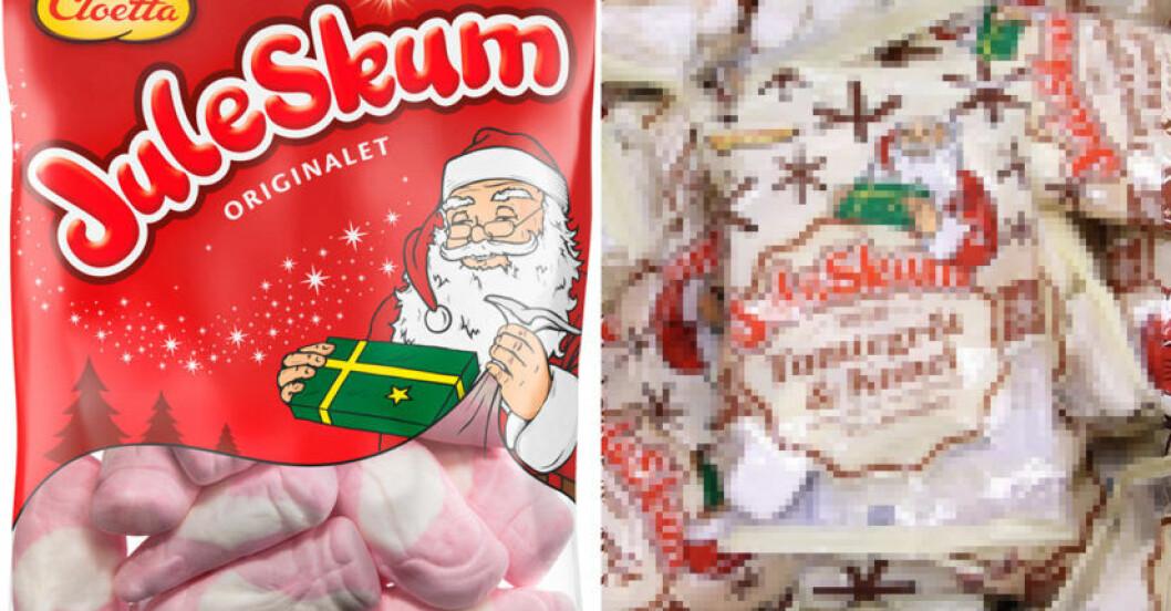 juleskum tomtegröt och kanel