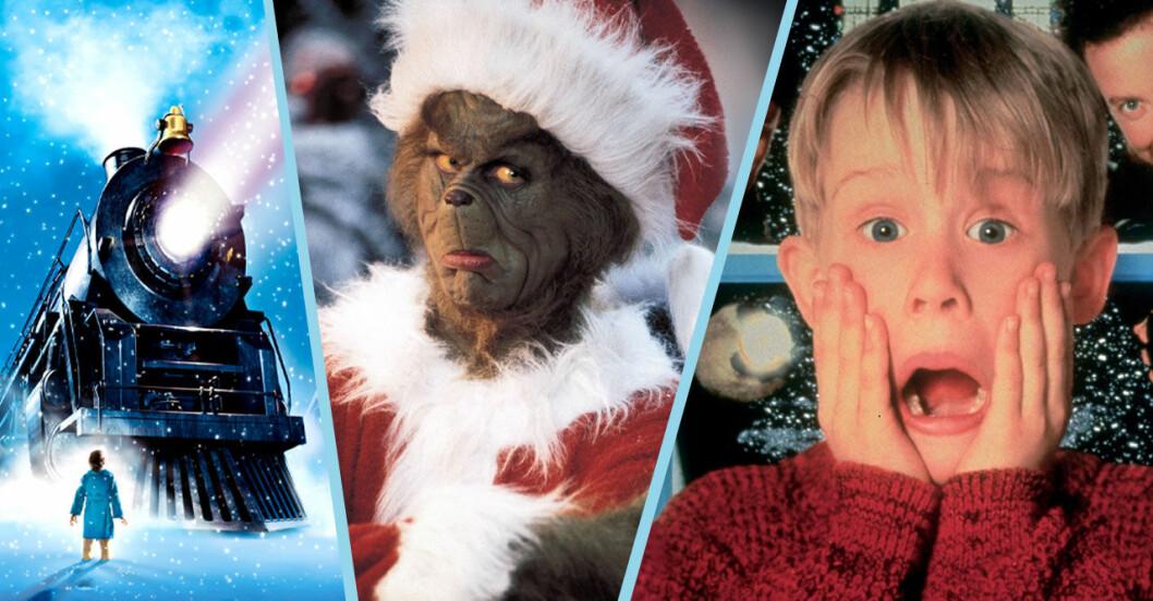 Klassiska julfilmer