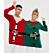 Jultröja för två personer