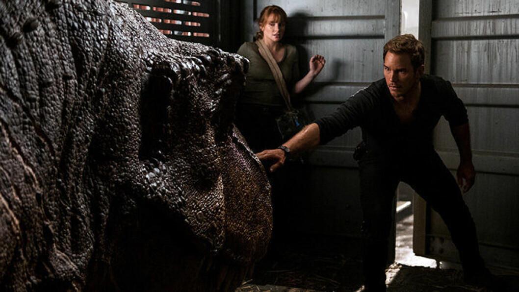 Chris Pratt är en av skådespelarna i Jurassic World: Fallen Kingdom.
