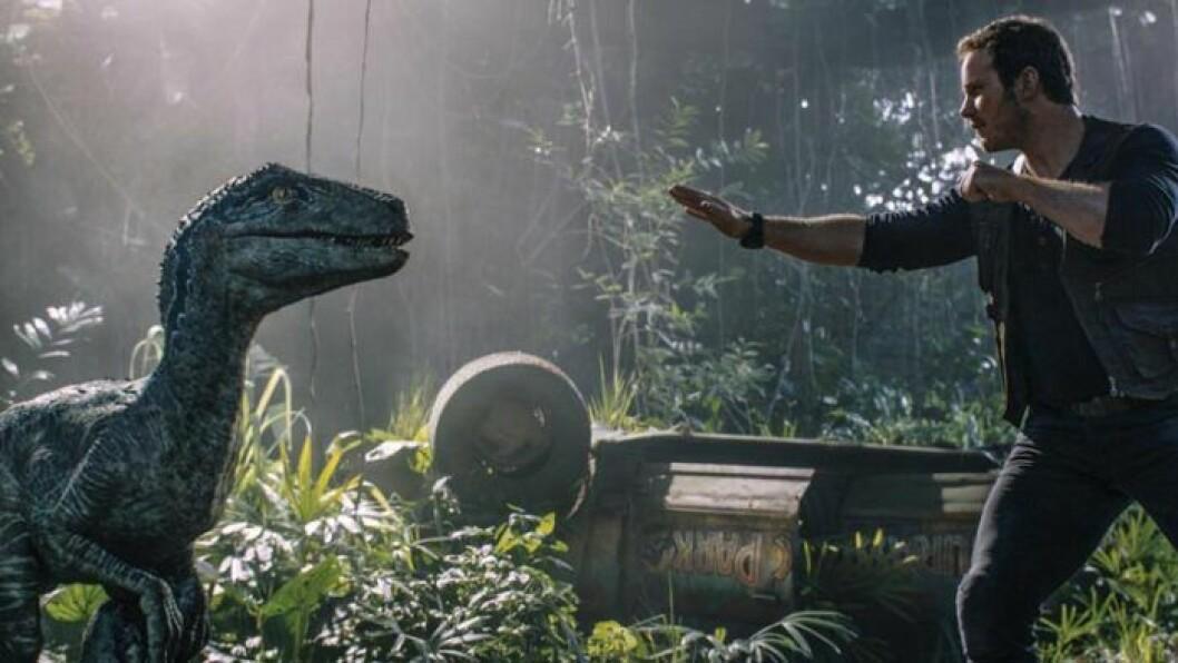 Jurassic World kommer till streamingtjänsten Viaplay i maj.