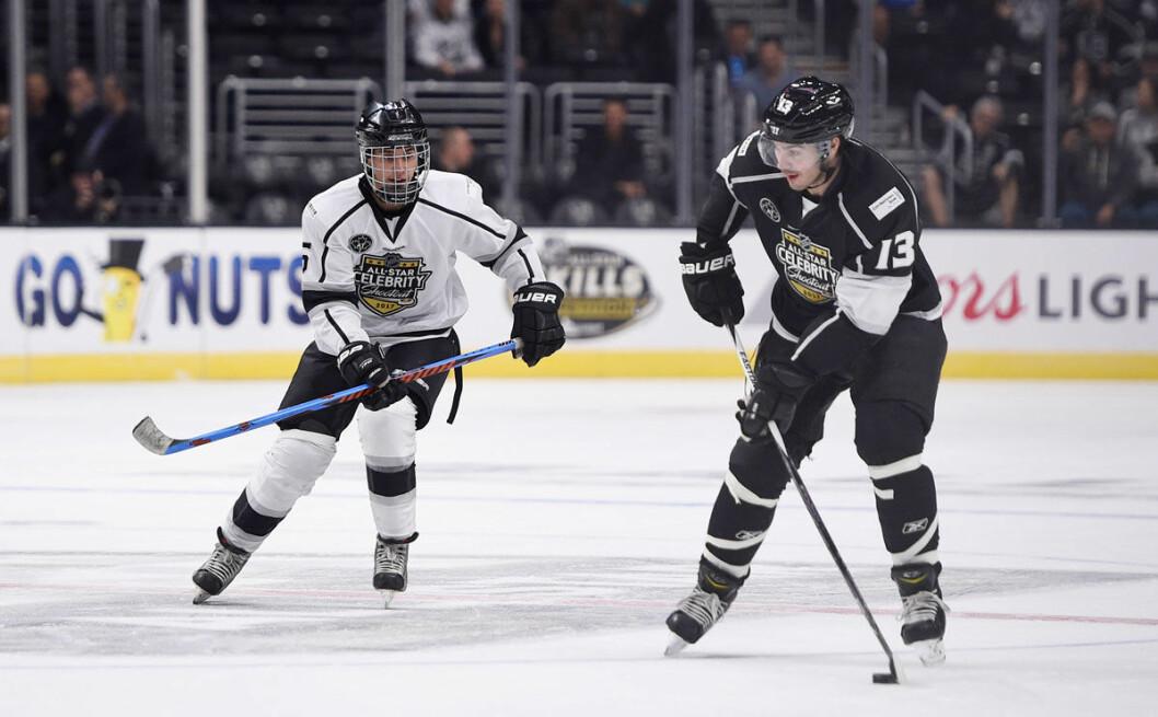 Justin-Biber-hockeystjarna