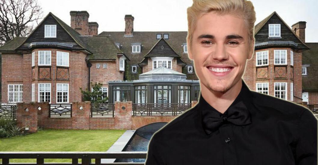 Justin-Bieber-hus-i-London