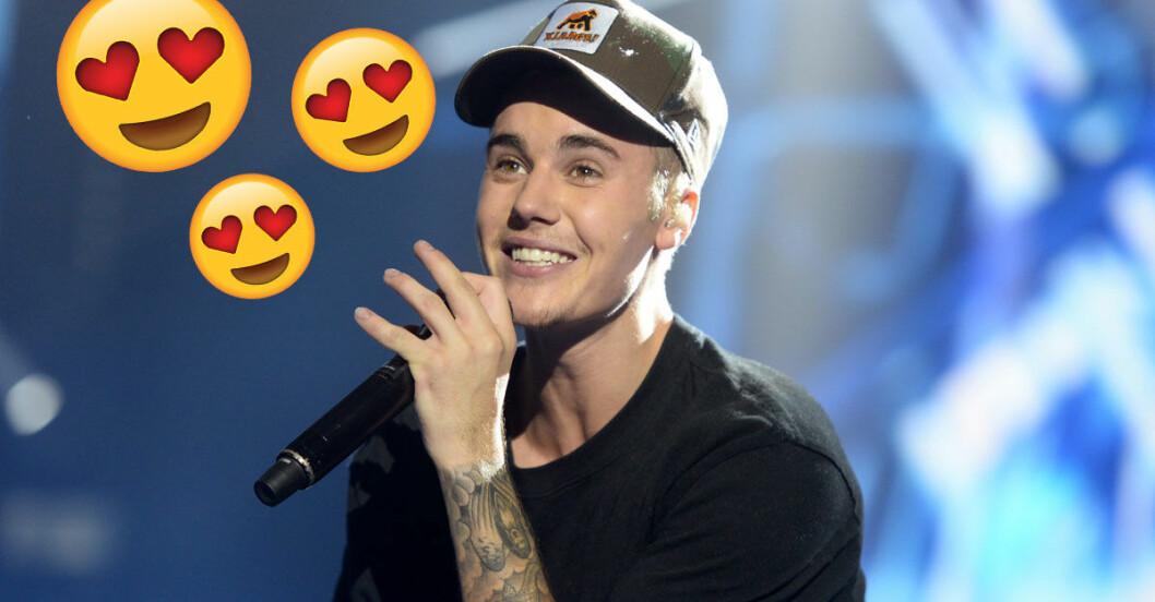 Justin-Bieber-singel