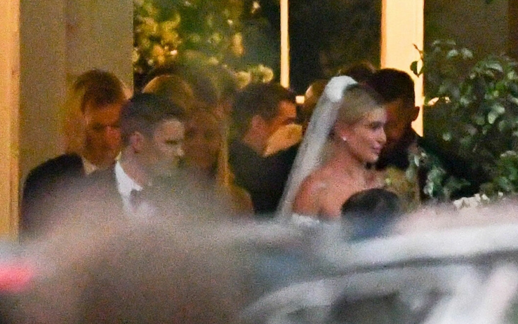 Justin Bieber bröllop