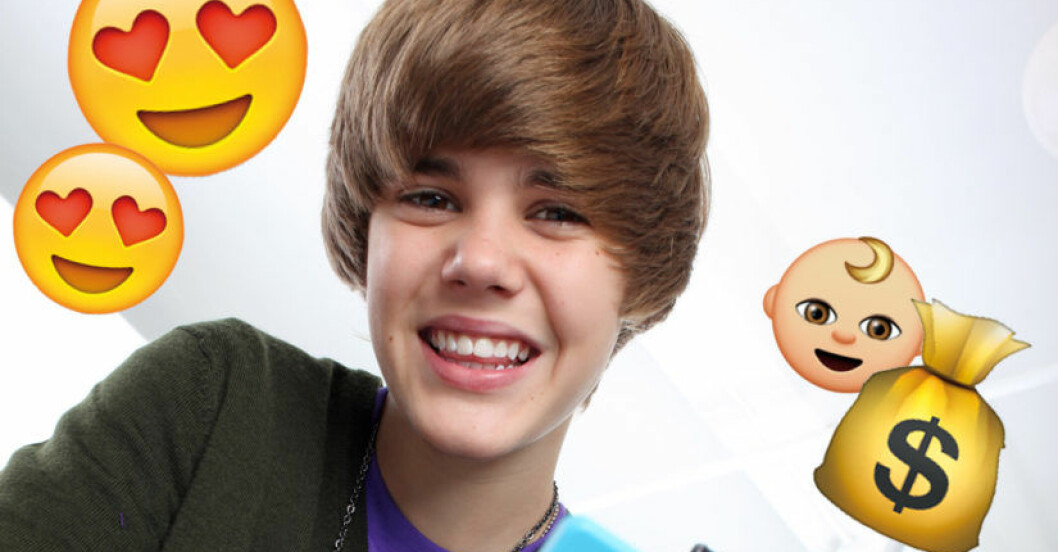 Justin Bieber Portrait Shoot: Outtakes
