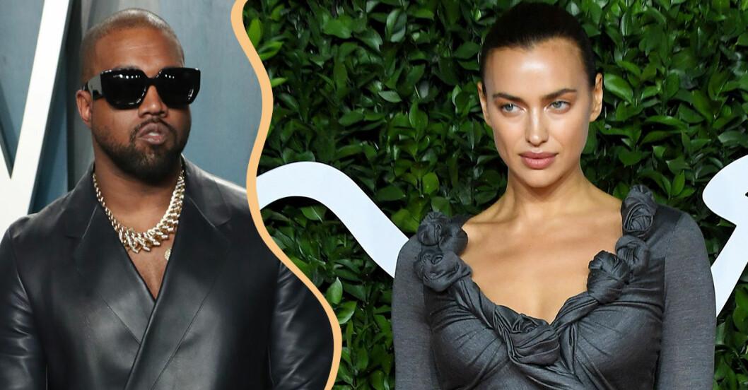 Kanye West och Irina Shayk dejtar fortfarande – trots ryktena om motsatsen.
