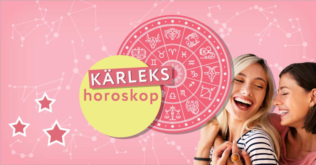 Hur blir det med kärleken i sommar 2021 för ditt stjärntecken? FRIDAs astrolog har svaret!