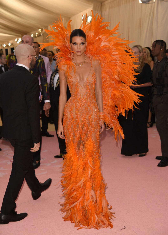 Kendall Jenner på röda mattan