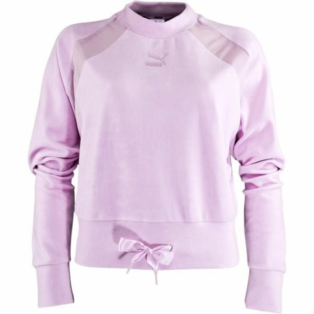 Rosa hoodie Puma x Kenza