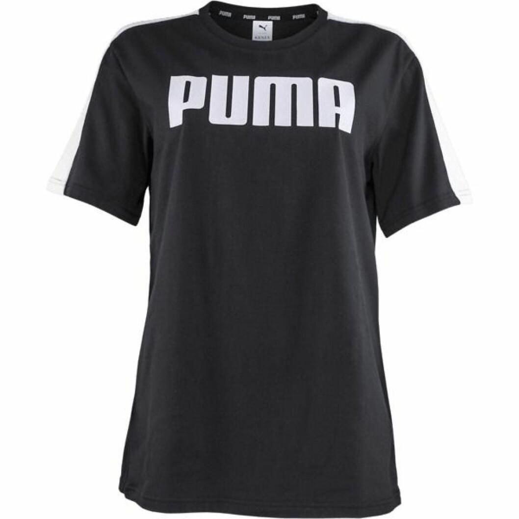 Svart t-shirt puma x kenza