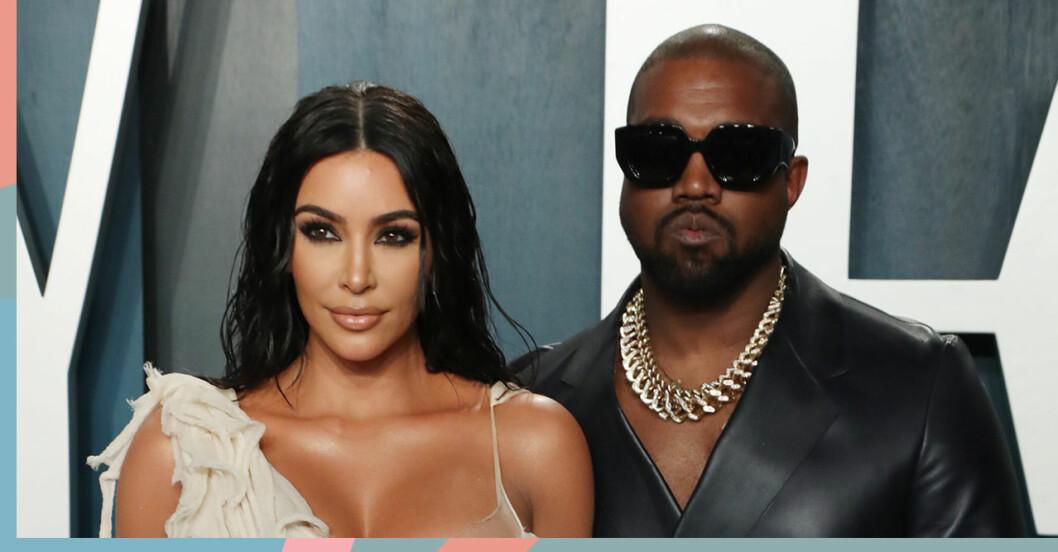 Kim Kardashian hör inte längre till de som Kanye West följer.