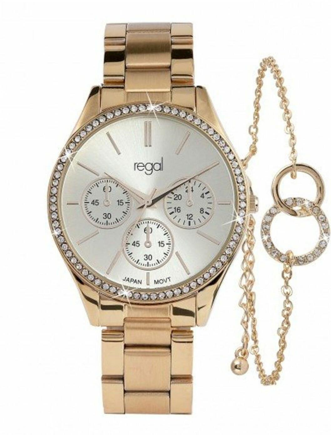 klocka och armband