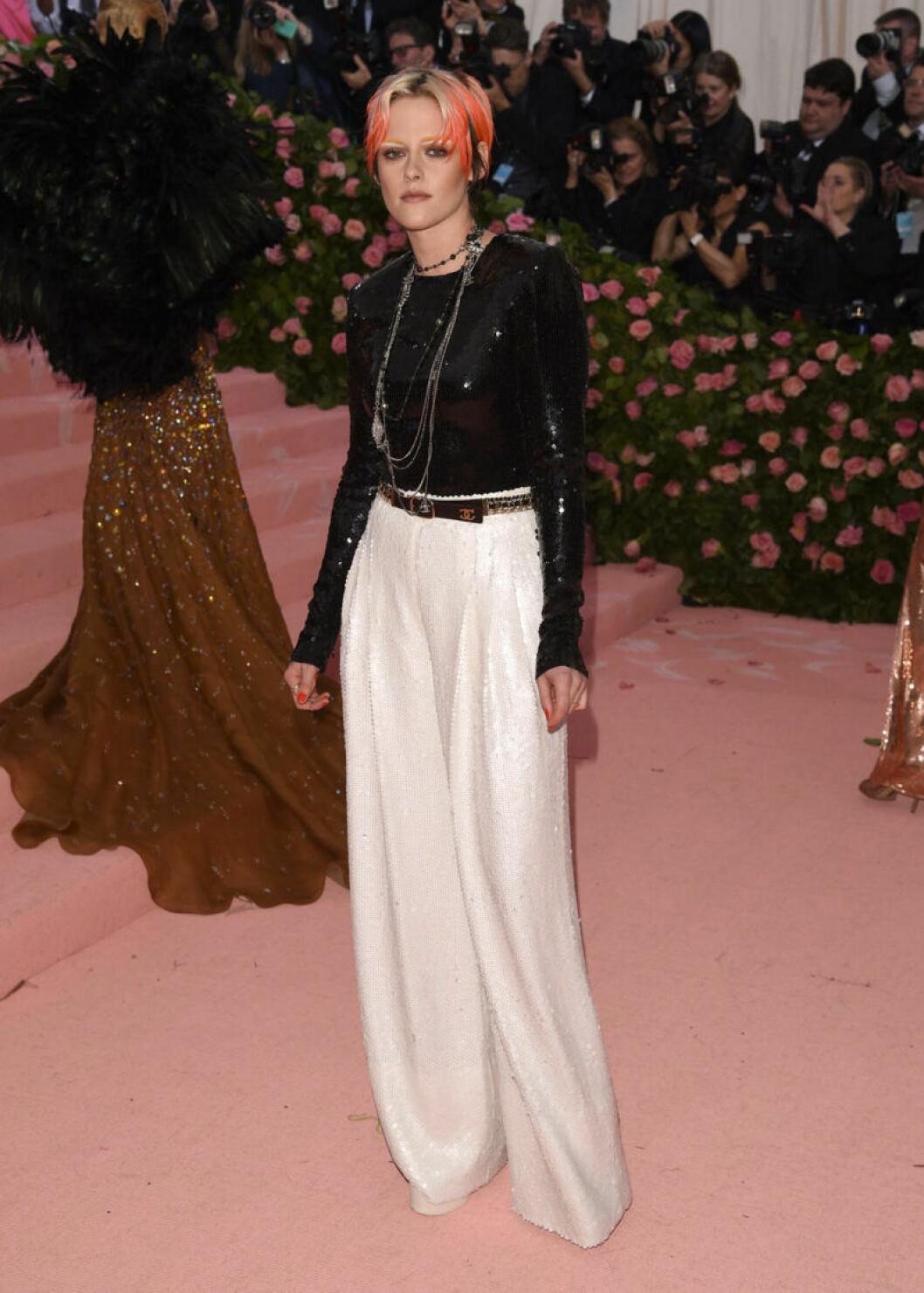 Kristen Stewart på röda mattan