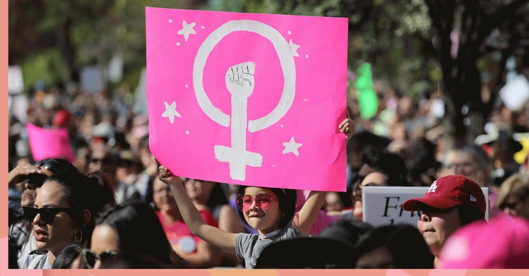Demonstrationer kvinnodagen