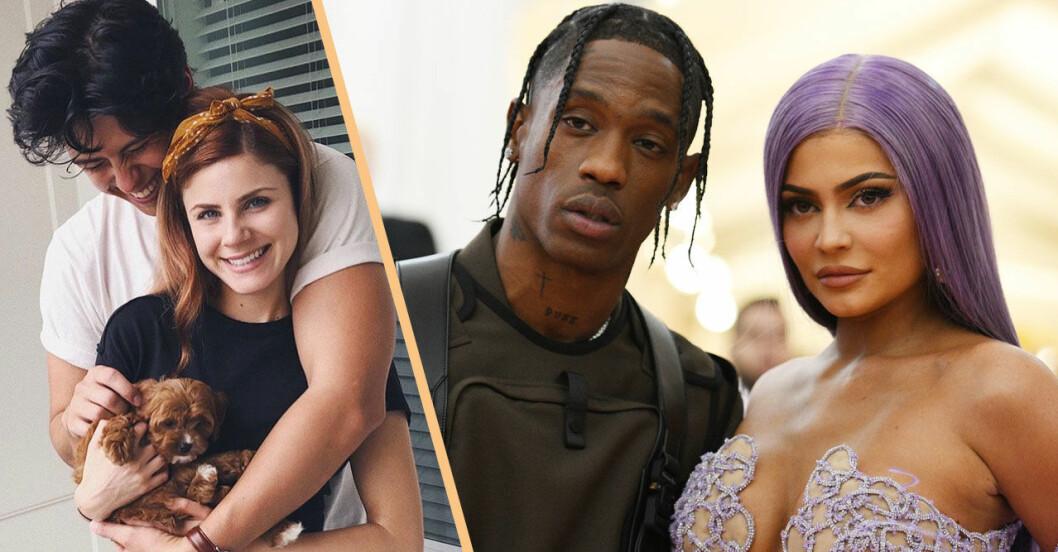 Kylie Jenner och Jordan Connor