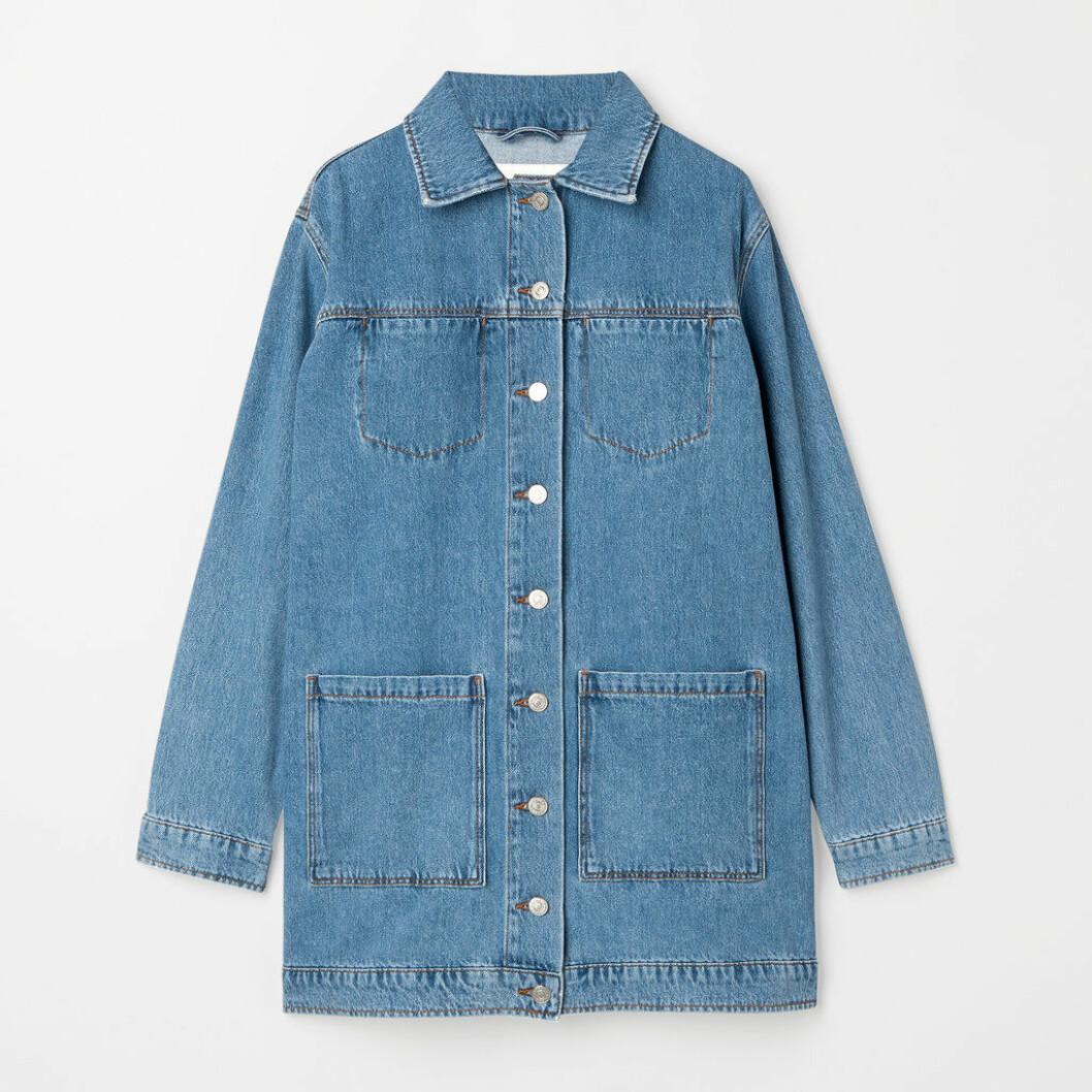 Lång jeansjacka från Carin Wester
