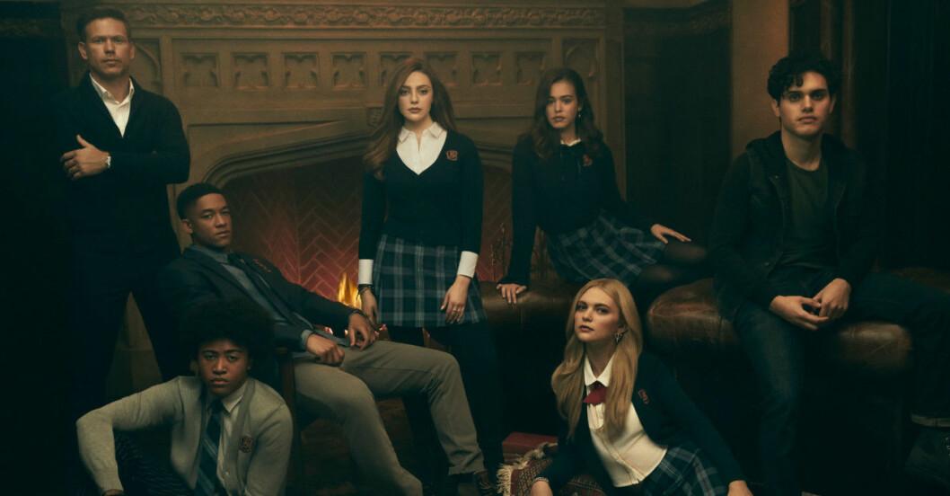 Tv-serien Legacies går att se på HBO.