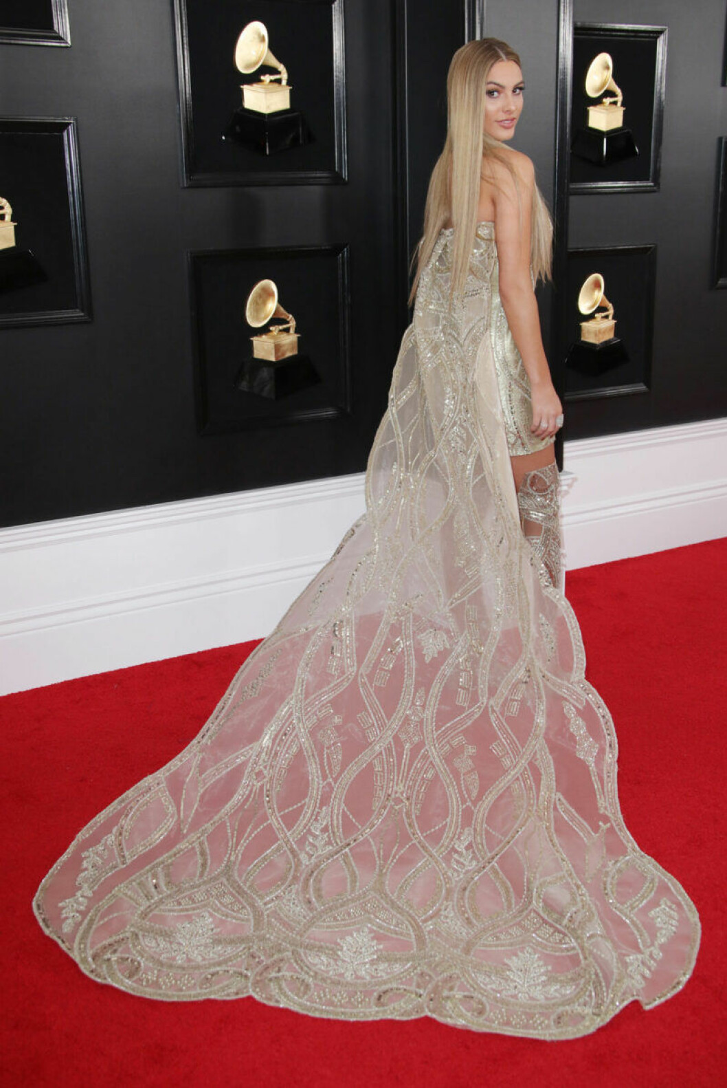 Lele Pons på Grammy Awards 2019