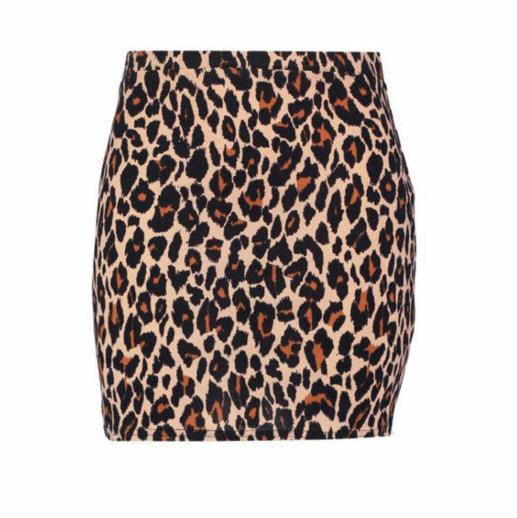 leopard-kjol-boohoo