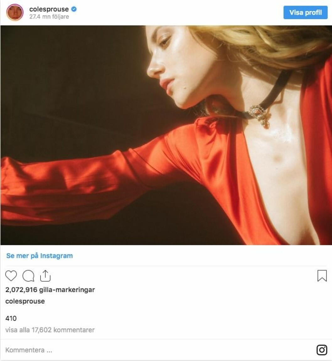 Lili Reinhart instagram