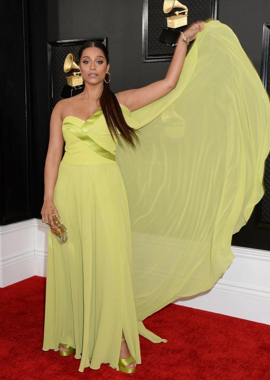 Lilli Singh Grammy Awards 2020