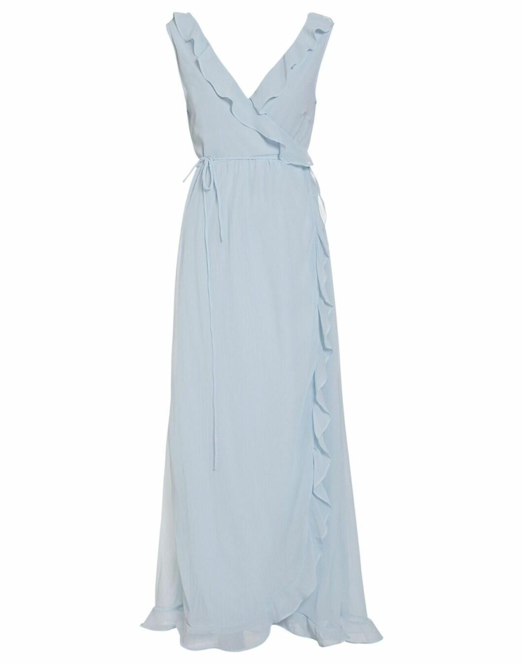 Ljusblå balklänning 2019