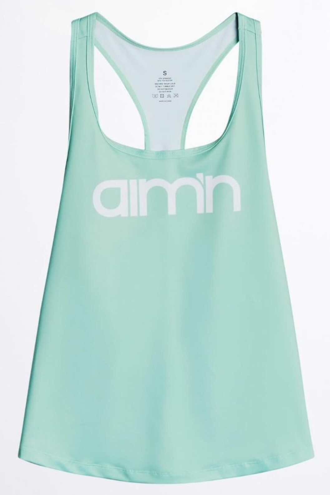 Ljusblått linne från Gina trcot och Aimn