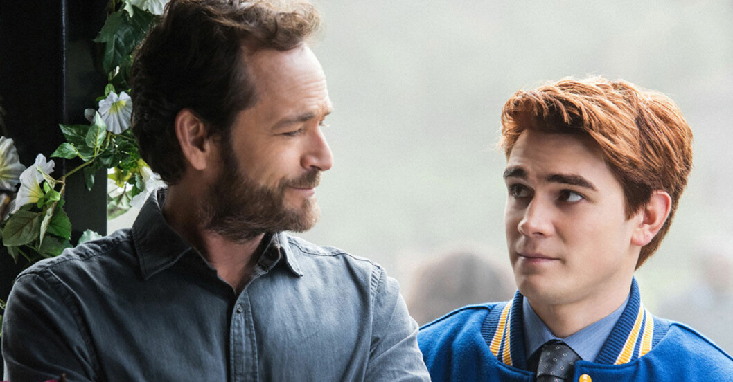 Luke Perry Riverdale säsong 4