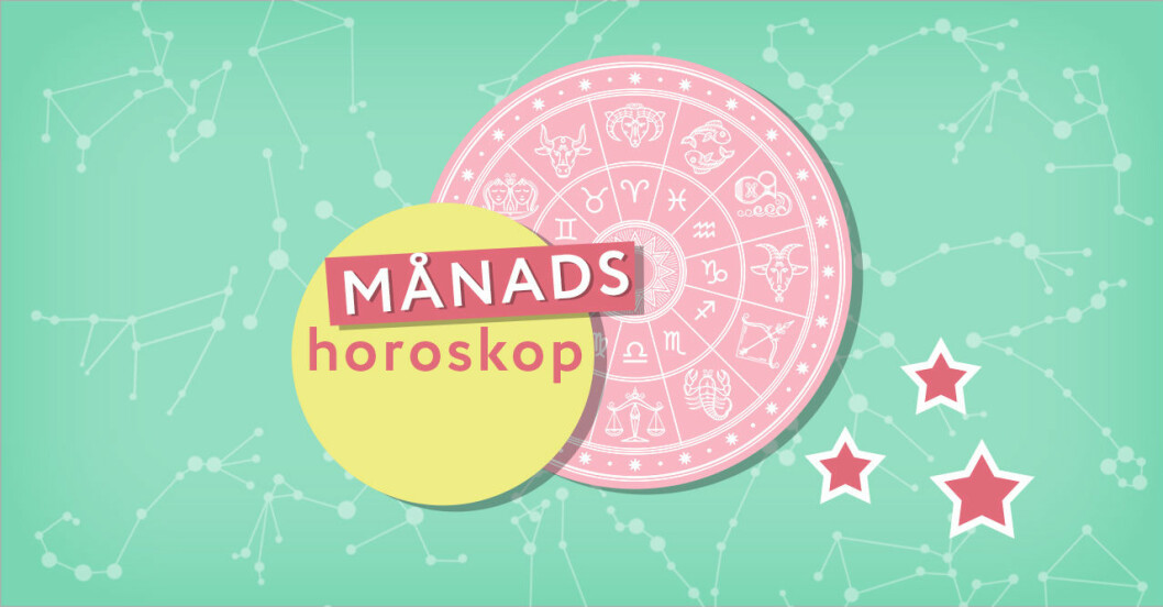Hur blir augusti 2021 för ditt stjärntecken? FRIDAs astrolog har svaret!