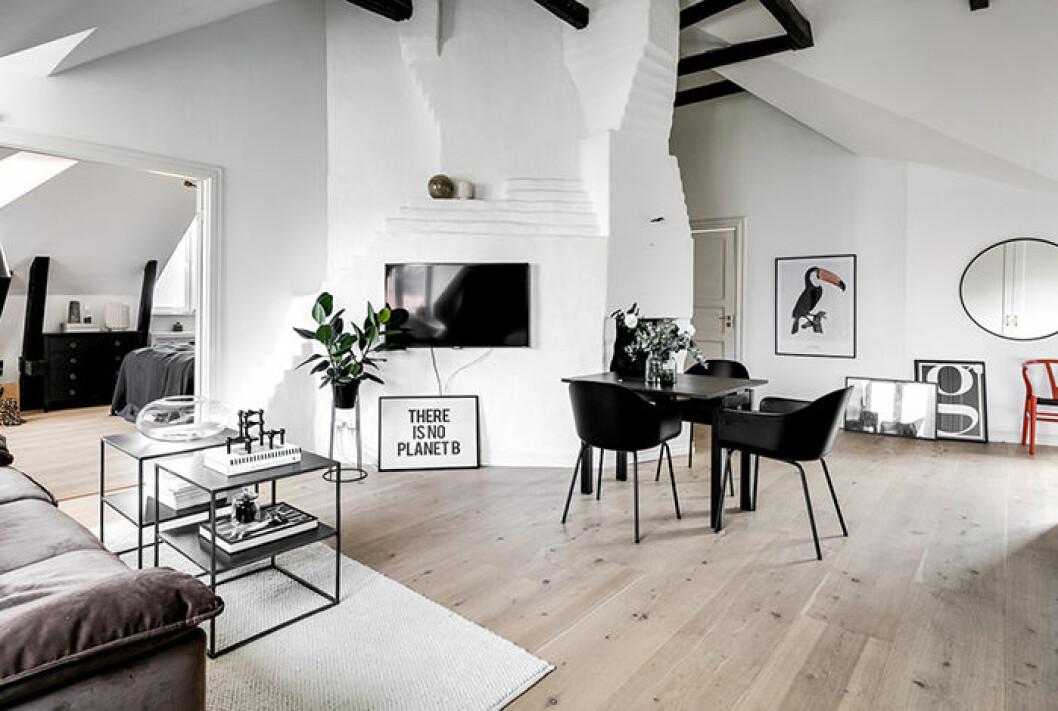 Margaux Dietz säljer sin lägenhet
