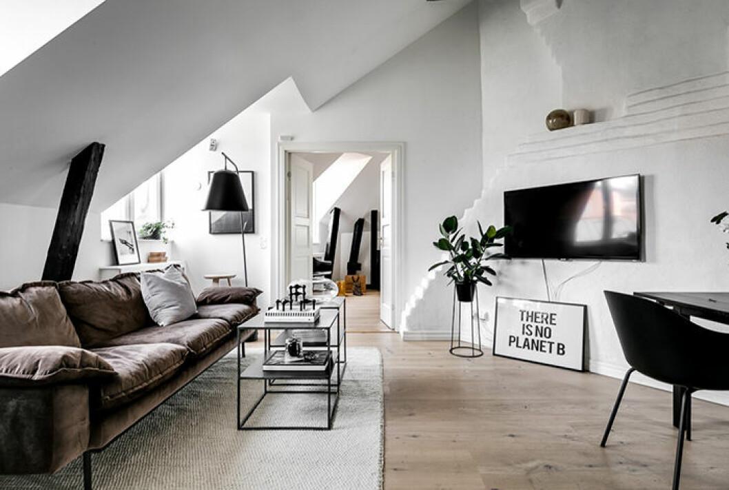 Margaux Dietz säljer sin lägenhet i Stockholm