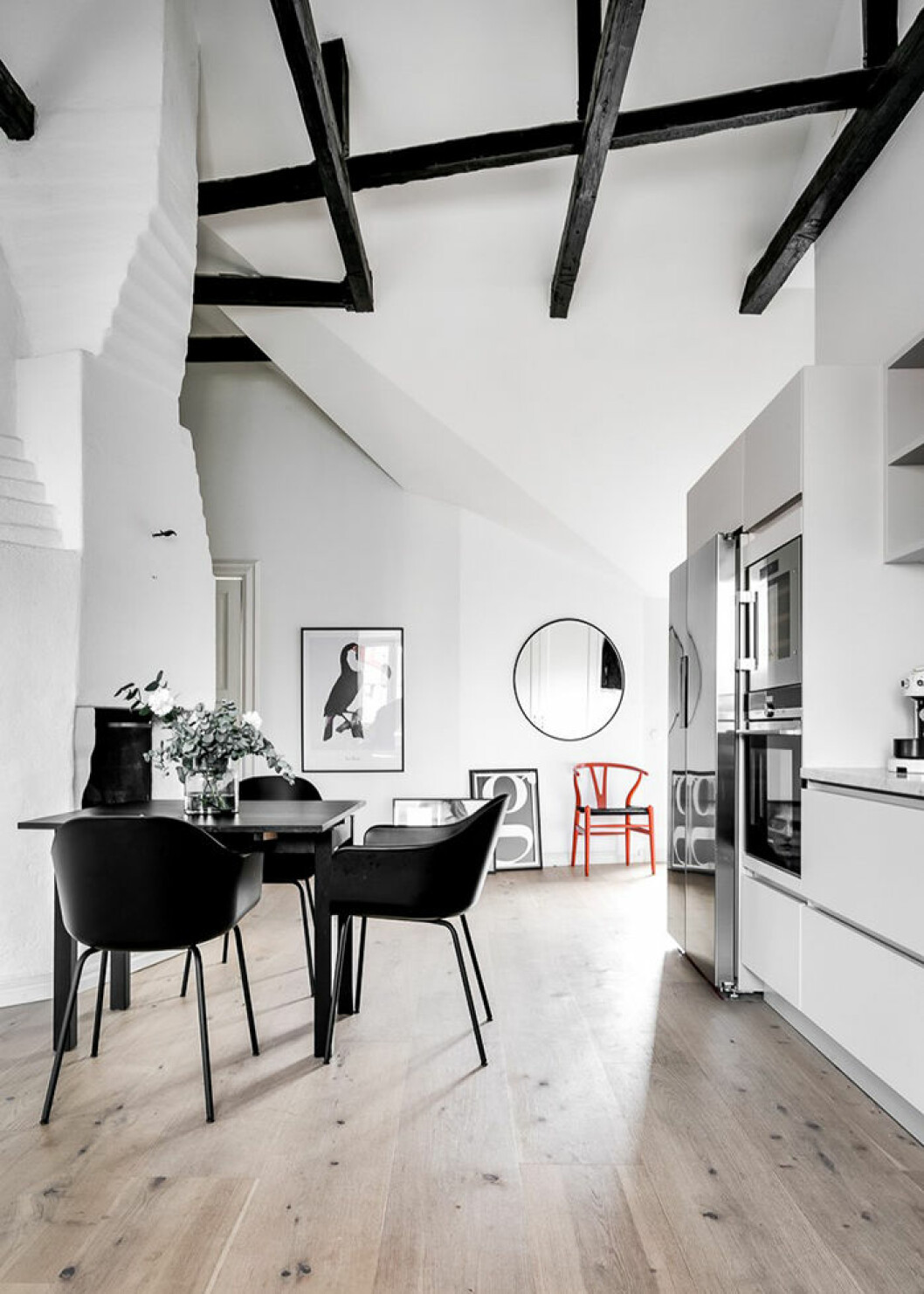 Nu säljer Margaux Dietz sitt hem i Stockholm