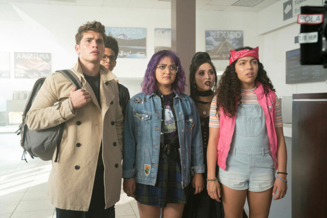 Marvel's Runaways har premiär på Viaplay i april 2019