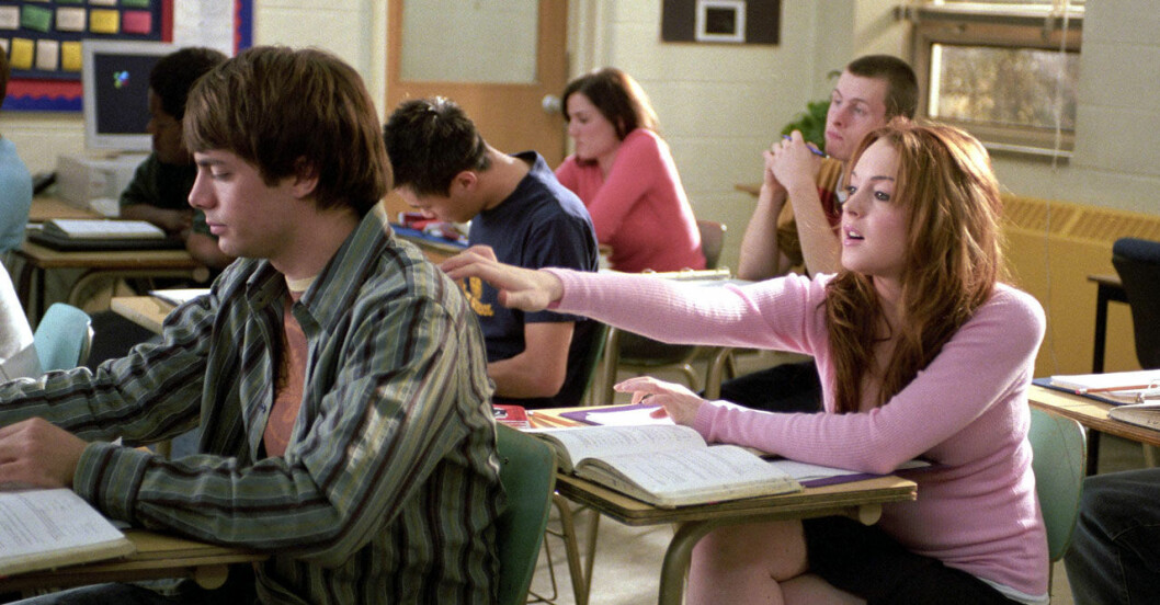 Flirta i skolan