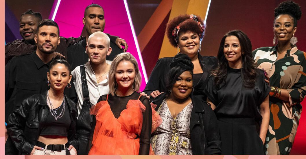 Melodifestivalen 2020 första deltävlingen