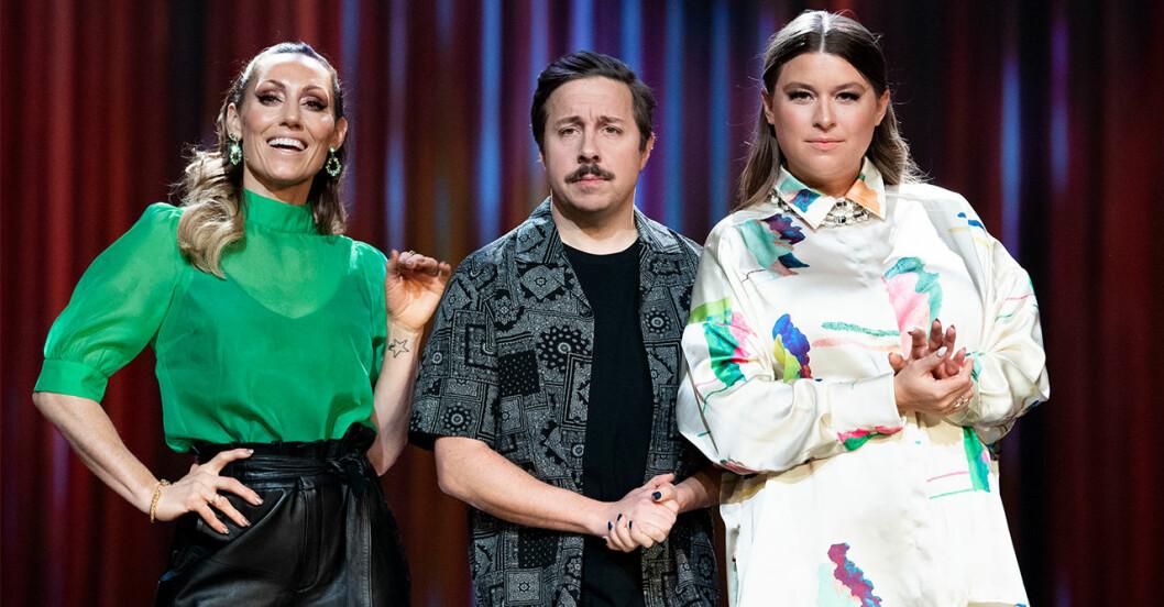 De gick vidare i Melodifestivalen, deltävling 3