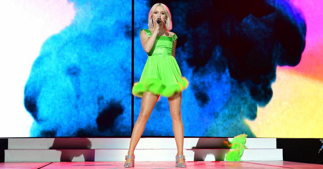 Zara Larsson toppar listan över dem mest spelade breakup-låtarna på Spotify 2018
