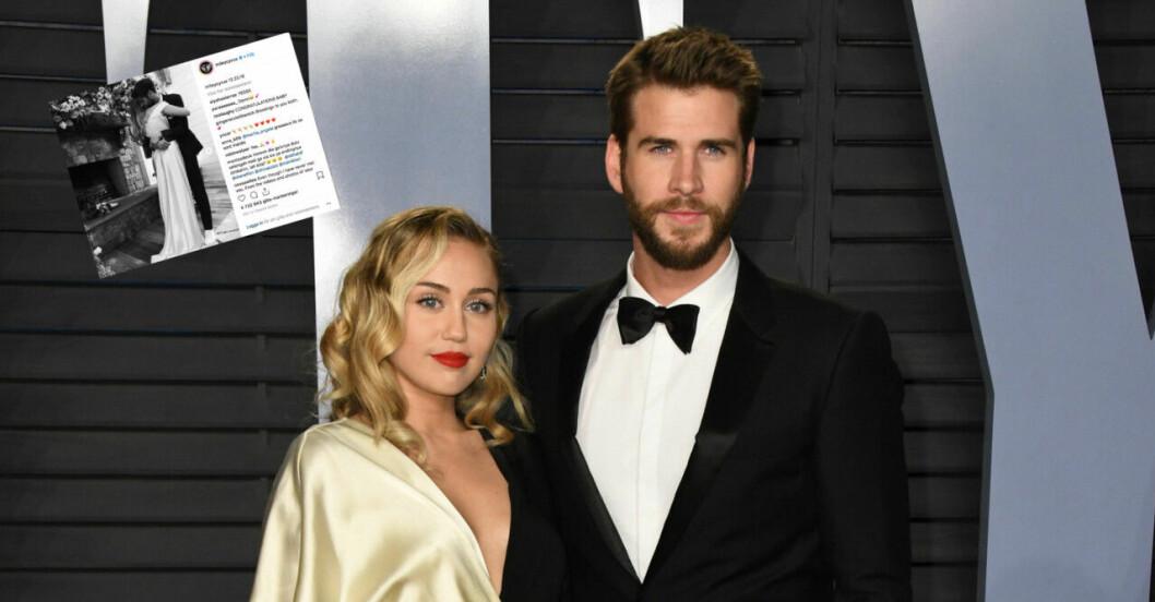 Miley-Cyrus-Liam-hemsworth-brollop-gift-sig