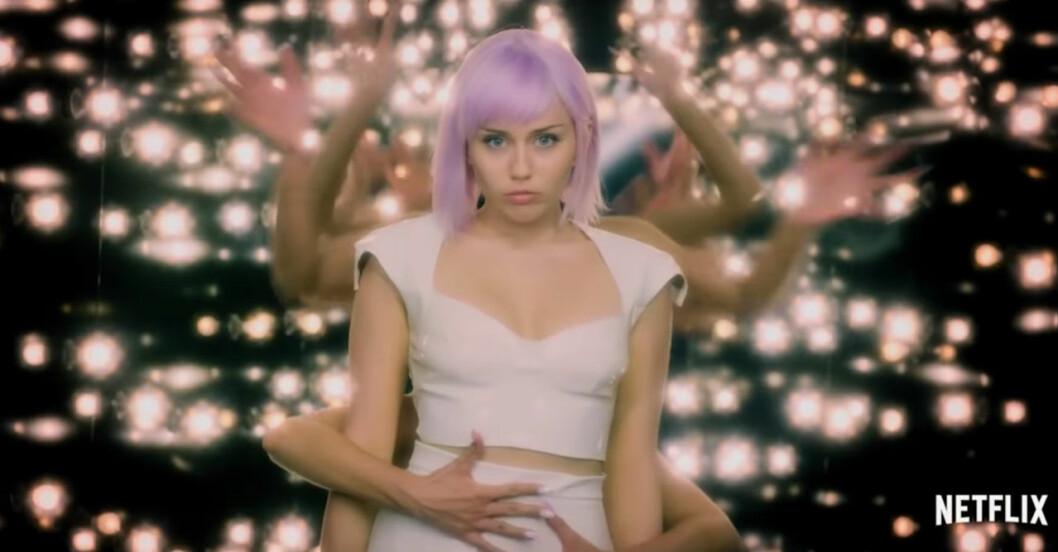 Miley Cyrus i Black Mirror