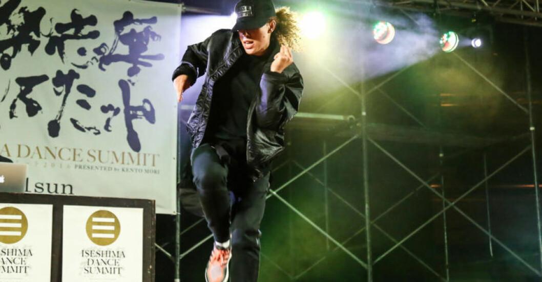 Mona-Berntson-Justin-Bieber-dansare